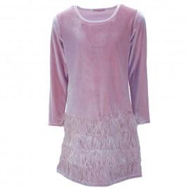 Παιδικό Φόρεμα Εβίτα 187162 Σομόν Κορίτσι