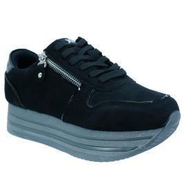 Γυναικεία Sneakers Xti 48590 Μαύρο