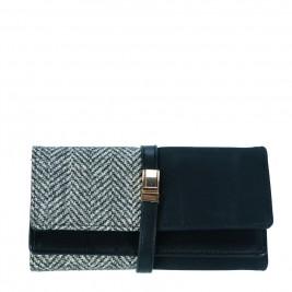 Γυναικείο Πορτοφόλι Verde 18-0000902 Μαύρο