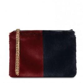 Γυναικείος Φάκελος Pauls Boutique Stephanie PBN127227 Μπλε Μπορντώ