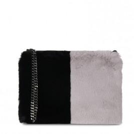 Γυναικείος Φάκελος Pauls Boutique Stephanie PBN127225 Γκρι Μαύρο