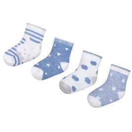 Βρεφικές Κάλτσες Σετ Mayoral 29-09006-051 Γαλάζιο Αγόρι