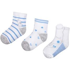 Βρεφικές Κάλτσες Σετ Mayoral 29-09015-067 Σιέλ Αγόρι