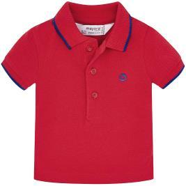 Βρεφική Μπλούζα Mayoral 29-00190-081 Κόκκινο Αγόρι