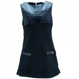 Παιδικό Φόρεμα Ativo PT-1862 Μαύρο Κορίτσι