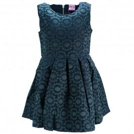 Παιδικό Φόρεμα Ativo K-0919A Ανθρακί Κορίτσι