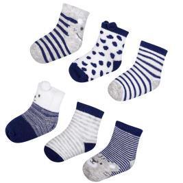 Βρεφικές Κάλτσες Σετ Mayoral 29-09053-053 Μπλε Αγόρι