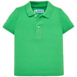 Βρεφική Μπλούζα Mayoral 29-00102-063 Πράσινο Αγόρι