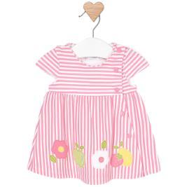 Βρεφικό Φόρεμα Mayoral 29-01806-022 Κοραλί Κορίτσι