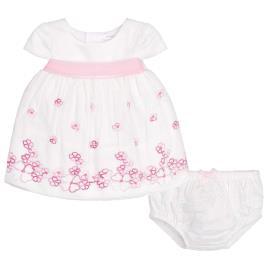 Βρεφικό Φόρεμα Mayoral 29-01819-061 Ροζ Κορίτσι