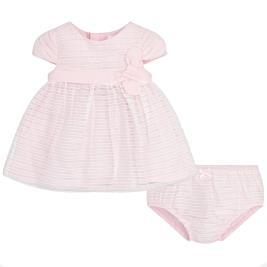 Βρεφικό Φόρεμα Mayoral 29-01826-074 Ροζ Κορίτσι