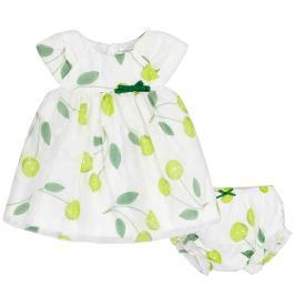 Βρεφικό Φόρεμα Mayoral 29-01832-014 Πράσινο Κορίτσι