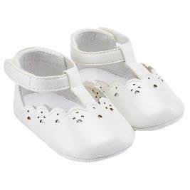 e1ff3eab9c7 Βρεφικό Παπούτσι Mayoral 29-09132-021 Λευκό Κορίτσι ...
