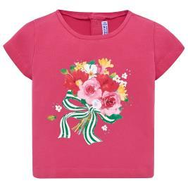 Βρεφική Μπλούζα Mayoral 29-01014-010 Φούξια Κορίτσι