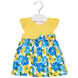 Βρεφικό Φόρεμα Mayoral 29-01927-045 Κίτρινο Κορίτσι