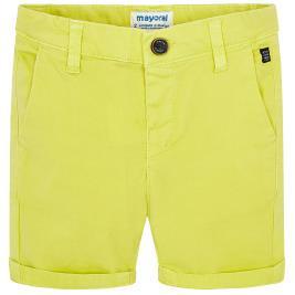 Παιδική Βερμούδα Mayoral 29-00202-026 Κίτρινο Αγόρι