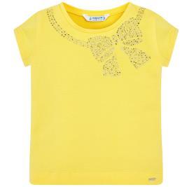 Παιδική Μπλούζα Mayoral 29-00174-084 Κίτρινο Κορίτσι