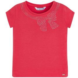 Παιδική Μπλούζα Mayoral 29-00174-089 Κοραλί Κορίτσι