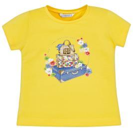 Παιδική Μπλούζα Mayoral 29-03015-062 Κίτρινο Κορίτσι