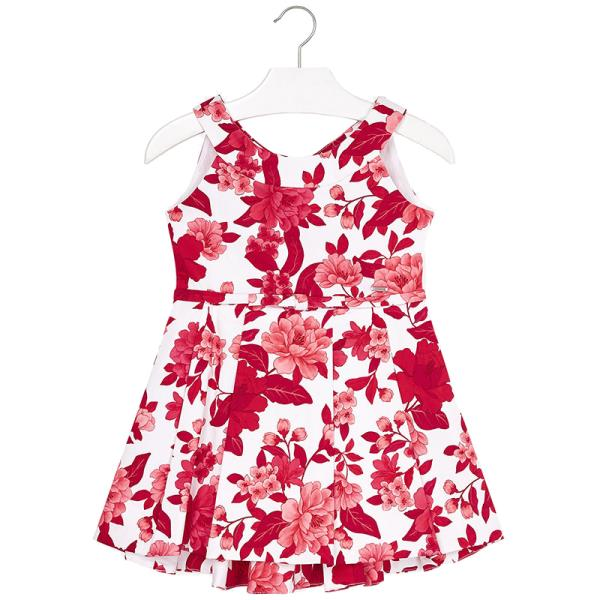 dc97336fa33 Παιδικό Φόρεμα Mayoral 29-03914-095 Κόκκινο Κορίτσι