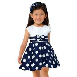 Παιδικό Φόρεμα Mayoral 29-03938-085 Μπλε Κορίτσι