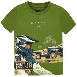 Παιδική Μπλούζα Mayoral 29-06037-081 Χακί Αγόρι