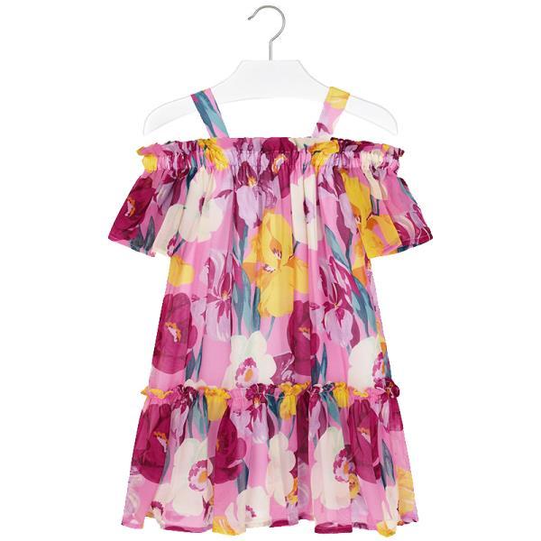 Παιδικό Φόρεμα Mayoral 29-06932-039 Εμπριμέ Κορίτσι 963c1577d88