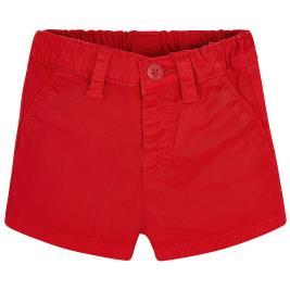 Βρεφική Βερμούδα Mayoral 29-00201-026 Κόκκινο Αγόρι