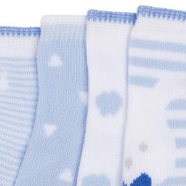 ... Βρεφικές Κάλτσες Σετ Mayoral 29-09006-048 Σιέλ Αγόρι b9c917adeb5
