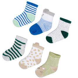 Βρεφικές Κάλτσες Σετ Mayoral 29-09053-052 Πράσινο Αγόρι