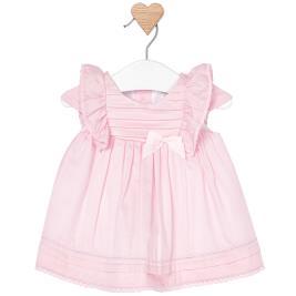 Βρεφικό Φόρεμα Mayoral 29-01805-093 Ροζ Κορίτσι