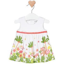 Βρεφικό Φόρεμα Mayoral 29-01840-076 Κοραλί Κορίτσι