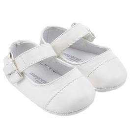 Βρεφικό Παπούτσι Mayoral 29-09119-070 Λευκό Κορίτσι