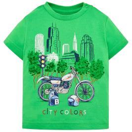 Βρεφική Μπλούζα Mayoral 29-01020-037 Πράσινο Αγόρι