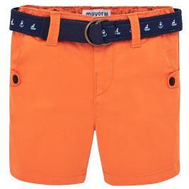 Βρεφική Βερμούδα Mayoral 29-01241-014 Πορτοκαλί Αγόρι