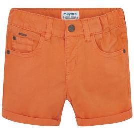 Παιδική Βερμούδα Mayoral 29-00204-048 Πορτοκαλί Αγόρι