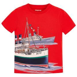 Παιδική Μπλούζα Mayoral 29-03024-074 Κόκκινο Αγόρι