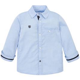 Παιδικό Πουκάμισο Mayoral 29-03142-067 Γαλάζιο Αγόρι