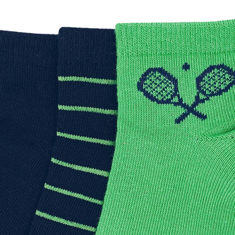 Παιδικές Κάλτσες Σετ Mayoral 29-10573-046 Πράσινο Αγόρι 7a69282386a