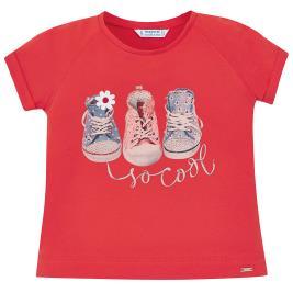 Παιδική Μπλούζα Mayoral 29-03004-080 Κοραλί Κορίτσι