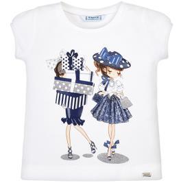 Παιδική Μπλούζα Mayoral 29-03011-010 Μπλε Κορίτσι