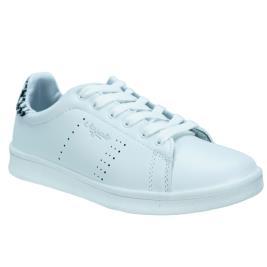 Γυναικεία Sneakers Exe 18WC1021E Λευκό Μαύρο