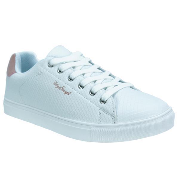 Γυναικεία Sneakers Exe 15WC0012E Λευκό Nude 3b7c6e1793a