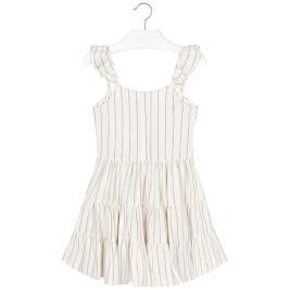 Παιδικό Φόρεμα Mayoral 29-06934-094 Μπεζ Κορίτσι