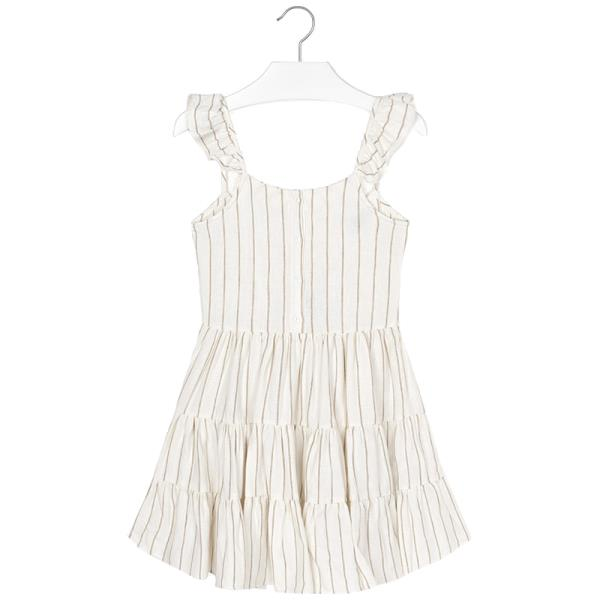 7307fa14fc4 Παιδικό Φόρεμα Mayoral 29-06934-094 Μπεζ Κορίτσι
