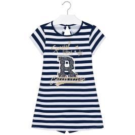 Παιδικό Φόρεμα Mayoral 29-06944-972 Μπλε Κορίτσι