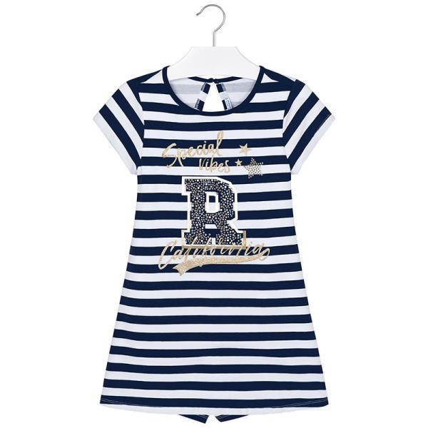 d29df72ea36f Παιδικό Φόρεμα Mayoral 29-06944-972 Μπλε Κορίτσι