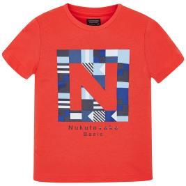 Παιδική Μπλούζα Mayoral 29-00840-061 Κοραλί Αγόρι ... 24587bcc55e