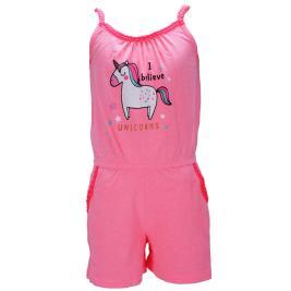 Παιδική Ολόσωμη Φόρμα Εβίτα 198288 Νεο Ροζ Κορίτσι