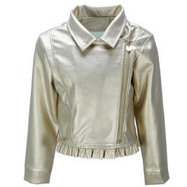 Παιδικό Πανωφόρι Εβίτα 198068 Χρυσό Κορίτσι
